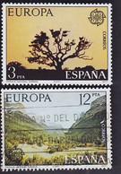 Europa. Espagne YT 2052 (neuf) 2053 Oblitéré - 1977