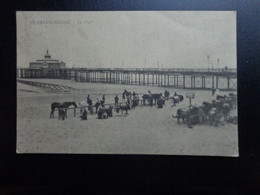 Blankenberge: De Pier -> Beschreven 1920 - Blankenberge