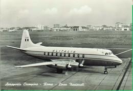 AEROPORTO. AEREO. AEREOPORTO. AIRPORT. CIAMPINO. Roma. Alitalia. 332p - Zonder Classificatie