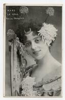 Spectacle. Mary Le Gall. Artiste. Cabaret . Danseuse Au Folies Bergères à Paris - Kabarett