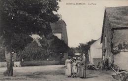MONT-LE-FRANOIS- LA PLACE - Altri Comuni