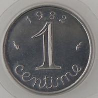 France, 1 Centime 1982, FDC, KM#928 . - A. 1 Centime