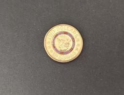 Australia 2019 $2 Mr Squiggle Gus Snail Coloured Coin - 2 Dollars