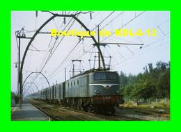 ART 244 - Train - Loco 2D2 5412 En Gare - CAUDOS - Gironde - SNCF - Andere Gemeenten