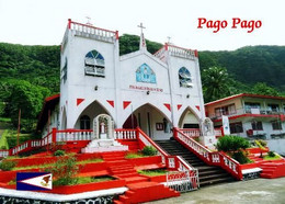 American Samoa Pago Pago Church New Postcard Amerikanisch-Samoa AK - American Samoa