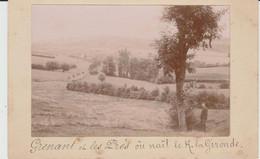 GRENANT (21) - Carte Photo - Bon état - Altri Comuni