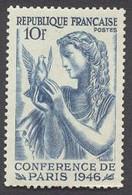 France N°762 Neuf ** 1946 - Unused Stamps