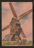 CP Illustré Par BARDAY - Nos Vieux Moulins à Vent. En Artois, à La Recousse  - Edition  BARRE-DAYEZ N° 2911 B - Barday