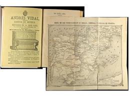 SPAIN. PHILATELIC BOOKS - Non Classificati