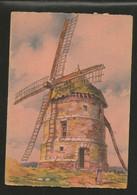 CP Illustré Par BARDAY - Nos Vieux Moulins à Vent. En Picardie à Eaucourt Sur Somme - Edition  BARRE-DAYEZ N° 2911 M - Barday