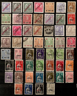 Portugal / Azoren ,  Ab 1906 - Kleine Sammlung (Teil 2) - Gestempelt / Used / (o) - Azores