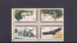 ETATS-UNIS 1971 : Y/T N° 927 à 930 EN BLOC   NEUF** - Unused Stamps
