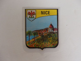 Autocollant Sur Nice (06). - Unclassified