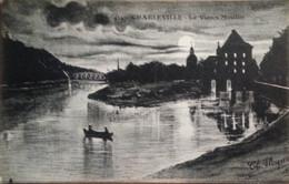 CARTE POSTALE Charleville LE Vieux Moulin - Charleville
