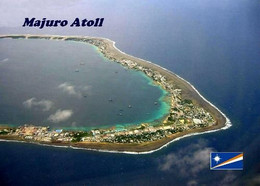 Marshall Islands Majuro Atoll Aerial View New Postcard Marshallinseln AK - Marshall Islands