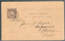 Funchal, 1908, For Bade - Funchal