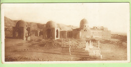 EGYPTE - Tombes De Mamelouck - Ed. Lichtenstern & Harari - Carte De Format : 70 X 150 Mm -  2 Scans - Cairo