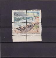 ETATS-UNIS 1972 : Y/T N° 948 à 951 EN BLOC NEUF** Gomme Légèrement Touchée Voir Verso - Unused Stamps
