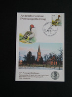 Buzin Attenhovense Postzegelkring - 1985-.. Vögel (Buzin)