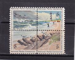 ETATS-UNIS 1972 : Y/T N° 948 à 951 EN BLOC NEUF** - Unused Stamps