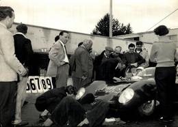 GEOFFREY GODDARD COLLECTION 20*15CM MOTOR RACING RACE Car Course D'automobile - Auto's