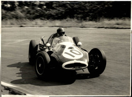 COOPER F  20*15CM MOTOR RACING RACE Car Course D'automobile - Auto's