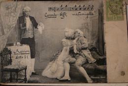 M - OPERA - MANON ACTE 2 GERONTE - PIONNIERE - Opera