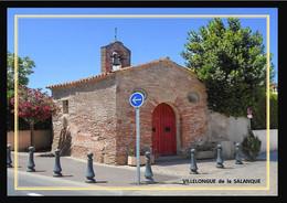 66  VILLELONGUE  De  La  SALANQUE ... Chapelle - Andere Gemeenten