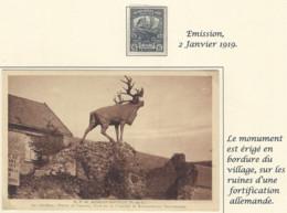Caribou Terre Neuve                Monchy Le Preux    Gueudecourt   Pas De Calais - Sin Clasificación