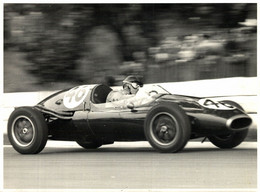 GEOFFREY GODDARD COLLECTION   21*16CM MOTOR RACING RACE Car Course D'automobile - Auto's