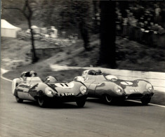 GEOFFREY GODDARD COLLECTION  24*19CM MOTOR RACING RACE Car Course D'automobile - Auto's