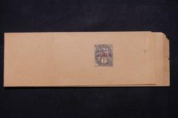 ALGÉRIE - Entier Postal ( Bande Journal ) Au Type Blanc, Non Circulé  - L 79271 - Briefe U. Dokumente