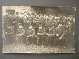 CPA (animée) - 8ème Génie - Cie Radio - Adréssée à La T.S.F- Oblitérée En 1915 - Guerre 1914-18