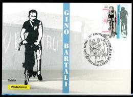 ITALIA / ITALY 2020 - Gino Bartali - Maximum Card. - Cycling