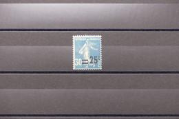 FRANCE - Variété - N° Yvert 217 Type Semeuse - Surcharge Déplacée - Neuf - L 79280 - Variétés: 1921-30 Neufs