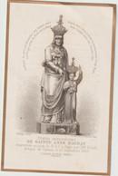De53 /V.P.  : Image  Pieuse : Sainte  Anne  D ' Auray - Imágenes Religiosas
