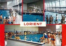 56 - Lorient - La Piscine Municipale - Multivues - Lorient