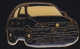 65655- Pin's-Automobile.Opel Astra..Bessancourt. Val-d'Oise, En Région Île-de-France - Opel
