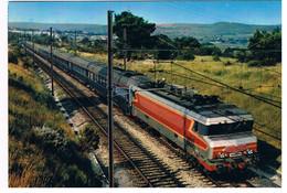 CPSM TEE MISTRAL Cc6500 - Treni