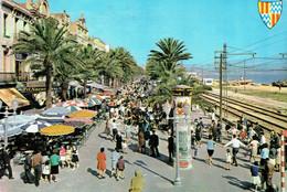 BADALONA : Paseo Generalisimo - Barcelona