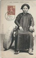 ASIE : VIET-NAM : Tonkin, Vieille Femme - Vietnam
