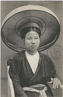 ASIE : VIET-NAM : Tonkin, Femme Annamite - Vietnam