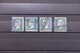 FRANCE - Griffes Linéaires Sur Type Pasteur ( 4 Valeurs ) - L 79318 - 1921-1960: Période Moderne