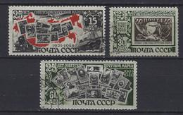 Rusland   Y/T  1006 / 1008   (O) - Gebruikt