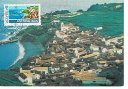 CARTE MAXIMUM ACORES - Azores
