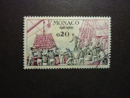 MONACO, Année 1960, YT N° 529 Oblitéré - Gebruikt