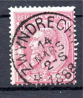 Belgie - Belgique - Capon - Nr 46 - Zwyndrecht - 1884-1891 Leopold II