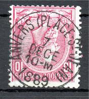 Belgie - Belgique - Capon - Nr 46 - Anvers (Place St Jean) - 1884-1891 Leopold II