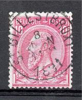 Belgie - Belgique - Capon - Nr 46 - St Gilles (Brux) - 1884-1891 Leopold II