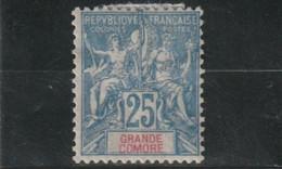 GRANDE COMORE  Timbre De 1900-07  N° 16* - Unused Stamps